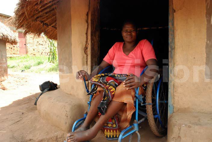 ose amunu one of the many mothers in itgum at risk of malaria he does not have a mosquito net