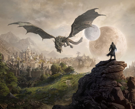 Need a dragon fix after Game of Thrones' finale? Head to Elder Scrolls Online's Elsweyr expansion
