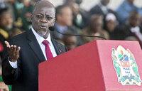 Tanzania receives Madagascar's disputed anti-virus potion