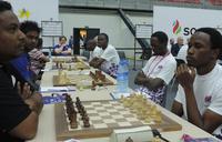 Uganda gets off to flying start at Baku Chess Olympiad