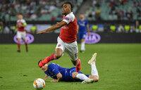 Nigeria coach Rohr wants Arsenal forward Iwobi to score more