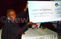 Christ the King Church fundraising function raises sh234m