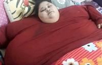 'World's heaviest woman' loses 100kg