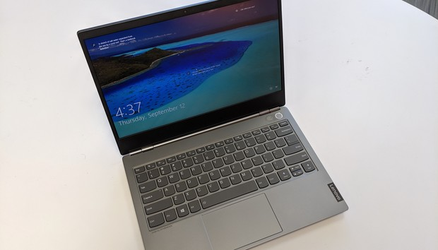 Review: Lenovo ThinkBook 13s pairs solid business features with consumer-friendly touches