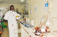 Patients at risk as blood bank runs out of blood