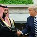 Trump accuses Saudis of 'lies' over Khashoggi killing