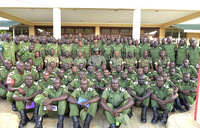 Live in harmony with citizens, Museveni tells soldiers