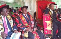 Makerere University 68th graduation ceremony kicks off