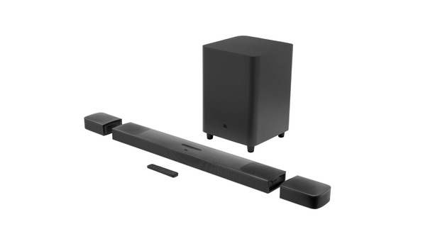 JBL Bar 9.1 review: This 5.1.4 soundbar boasts truly wireless surround speakers