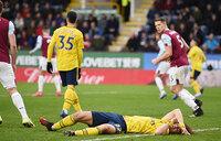 Arsenal held in Burnley stalemate