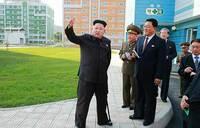 N. Korea''s Kim Jong-Un reappears with walking stick
