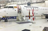 First two Uganda Airlines planes arrive