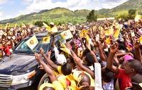 Museveni woos Rukungiri voters