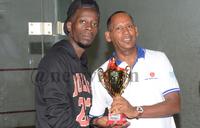 Rukunya defends PGS squash title at Kampala Club