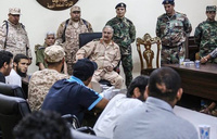 Wounded Libya fighters flown to Russia as Haftar ties grow