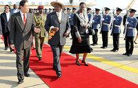 Museveni  in Thailand