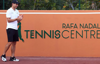 Rafael Nadal opens tennis academy in Mexican Cancun