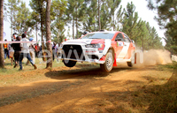 Fitidis wants Tanzania rally win