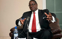 Malawi's president launches re-election campaign