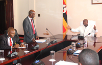 Museveni to file election petition response on Sunday