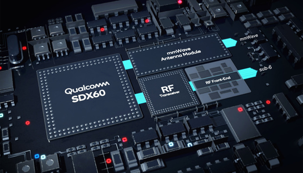 Qualcomm's new Snapdragon X60 5G modem has an audience of one: Apple