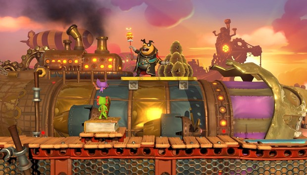 Yooka-Laylee and the Impossible Lair review: Not impossible, but not very fun either