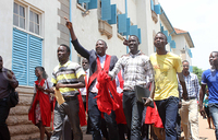 Makerere backtracks on suspension of students