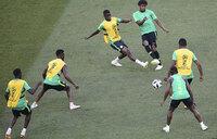 Iceland will feel the heat in Volgograd, says Nigeria coach