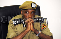 Kayihura clarifies on crime preventers reports