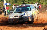 Pole Pole targets CRC rally title