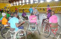 Africa para-badminton course starts at Lugogo
