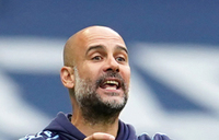 Guardiola takes swipe at Arsenal over 'respect'