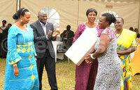 Former CDF Wamala hails army spouses
