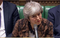 May wins mandate to reopen Brexit deal but EU says no changes