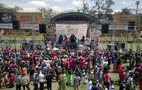 Huge turnout at Kampala Twins Festival