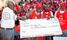 Sickle Cell Foundation joins Kabaka Birthday Run