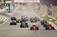Revised 2020 Formula One calendar