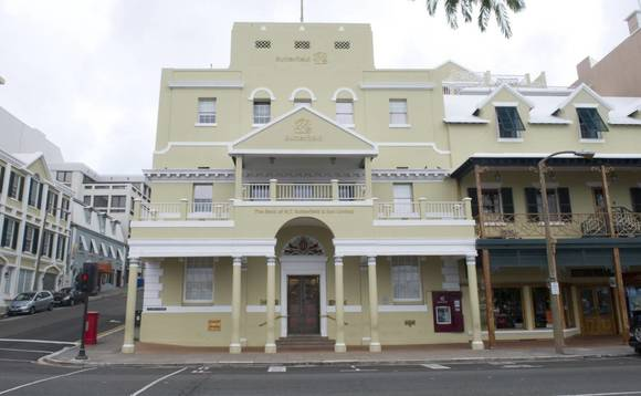 Carlyle exits stake in Bermuda's Butterfield via secondary offering