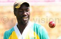 Nsubuga tells cricket novices to work hard