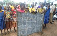 Ngora community school lacks blackboards