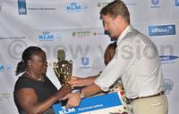 Ndugutse, Mpanga win Netherlands Business Golf Cups