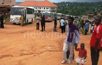 Taxi operators abandon Masaka taxi park