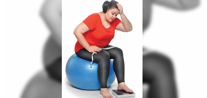 कई रोगों को बढ़ावा देता है मोटापा