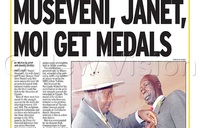 How we covered Moi's visits