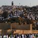Muslims climb Mount Arafat in hajj high point