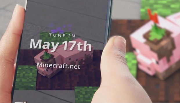 Microsoft's augmented reality Minecraft tease is a reminder of its world-shattering HoloLens demo