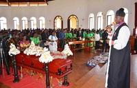 Archbishop Kaziimba praises Dr. Kiggundu