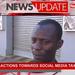 Mixed reactions towards social media tax