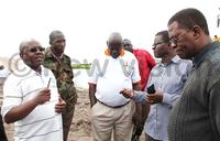 NEMA halts Chinese company's operations in Lweera