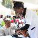Hundreds attend Vision Group health camp